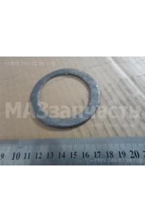 Прокладка ЯМЗ-236,238 приемной трубы окантовка ф58мм