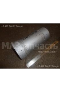 Патрубок с шарниром (L=270 мм с кольцом)