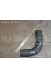 Шланг радиатора угловой (D-60мм, L-240мм)