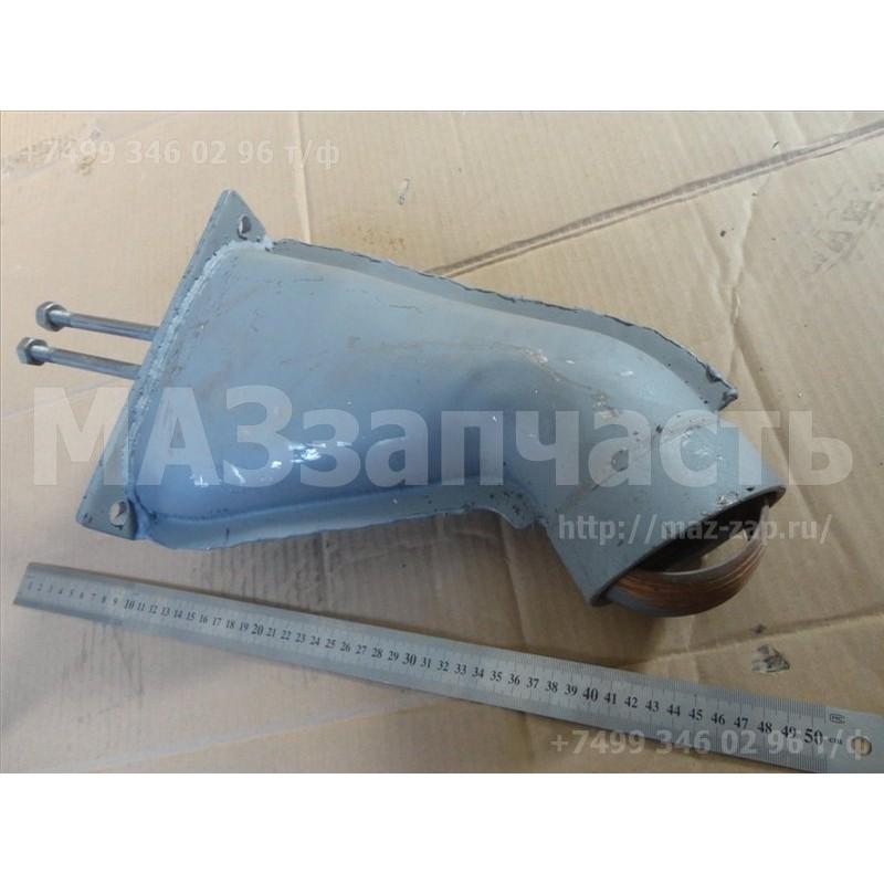 Тройник система выпуска газа МАЗ артикул 5337-1203022