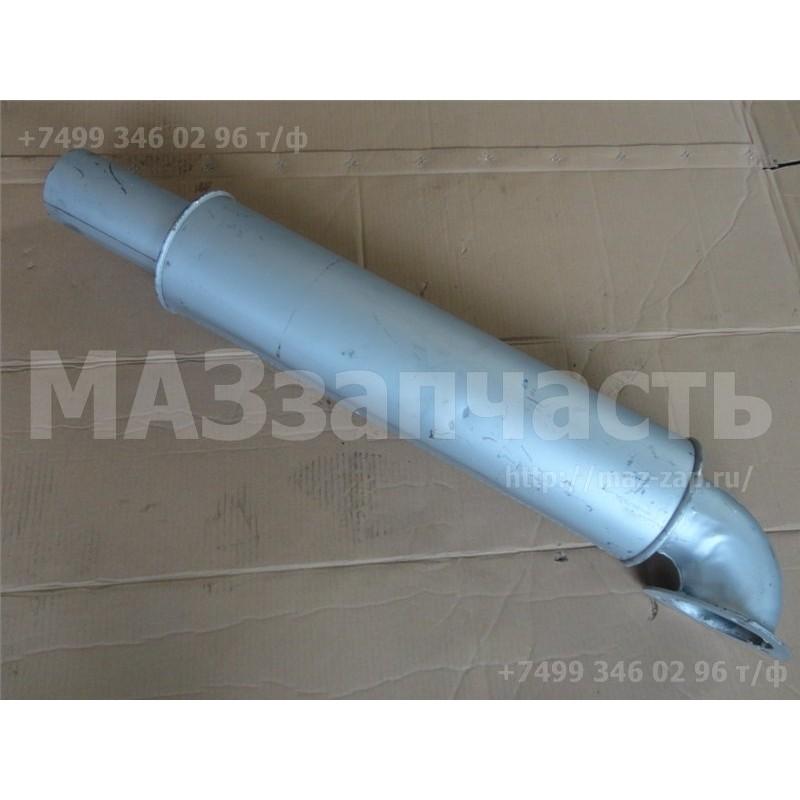 Глушитель(резонатор) система выпуска газа МАЗ артикул 53371-1201010