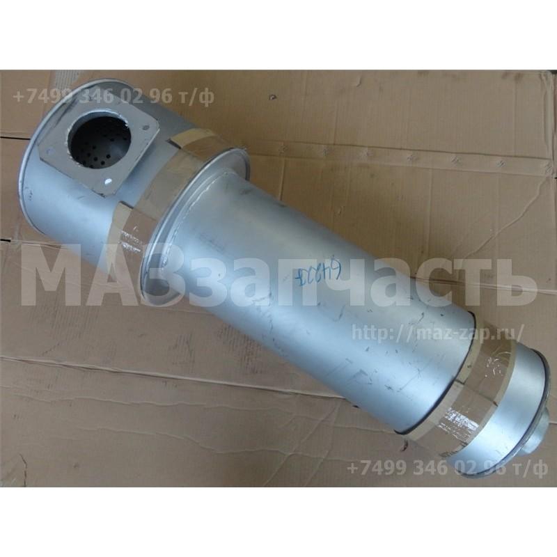 Глушитель(бочка) система выпуска газа МАЗ артикул 64227-1201010