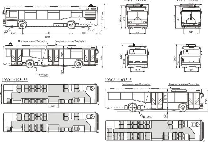 Шестерни главной передачи для автобуса МАЗ 103-2402020-20
